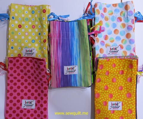 Beads of Courage Bags 2016