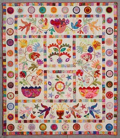 Kim McLean quilt