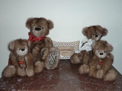 Mink bears