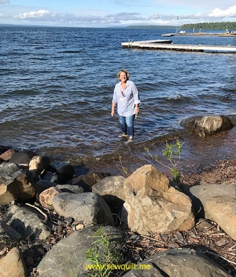 Monica Lake Superior