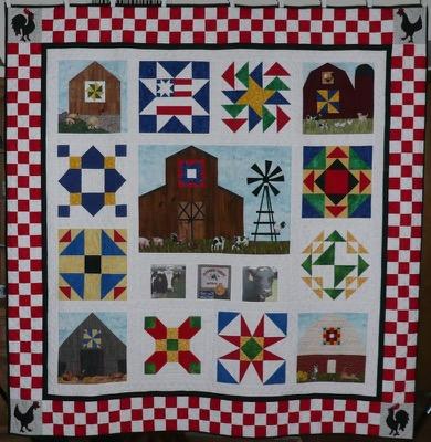 Offhaus barn quilt